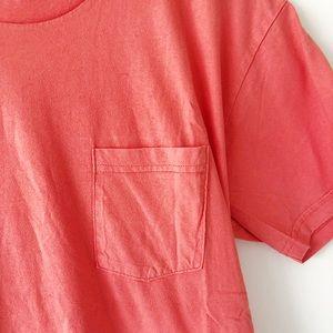 American Apparel Shirts - American Apparel Men's Crewneck Pocket Tee